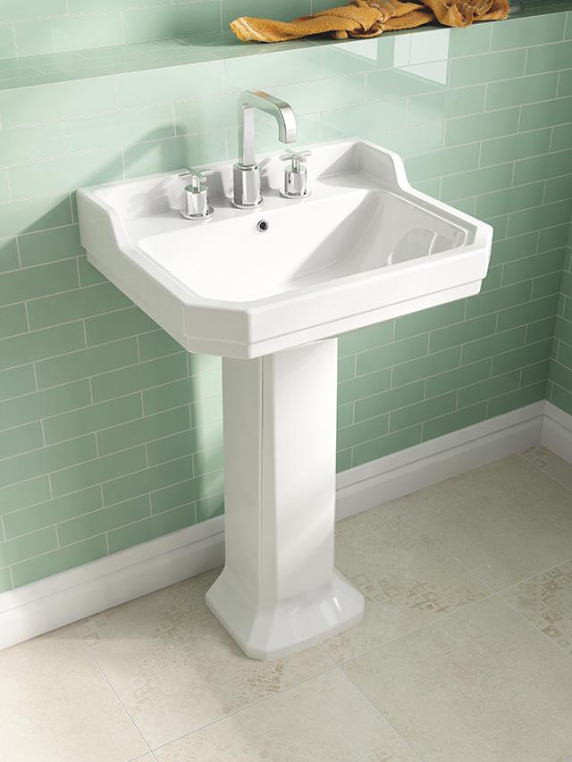 wyndham basin 2 tap hole