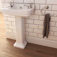 wyndham basin and pedestal