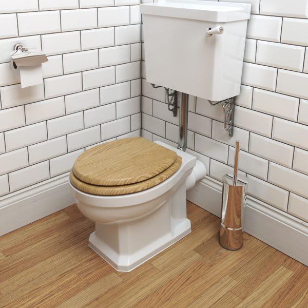 wyndham toilets