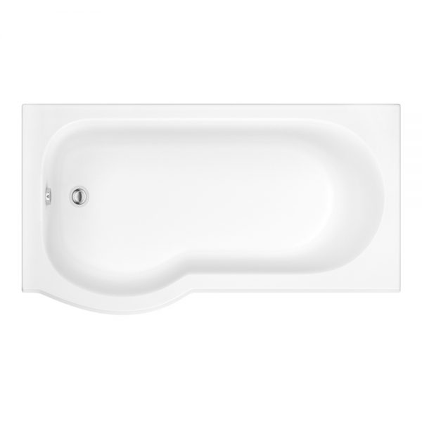 Suburb shower bath left handed
