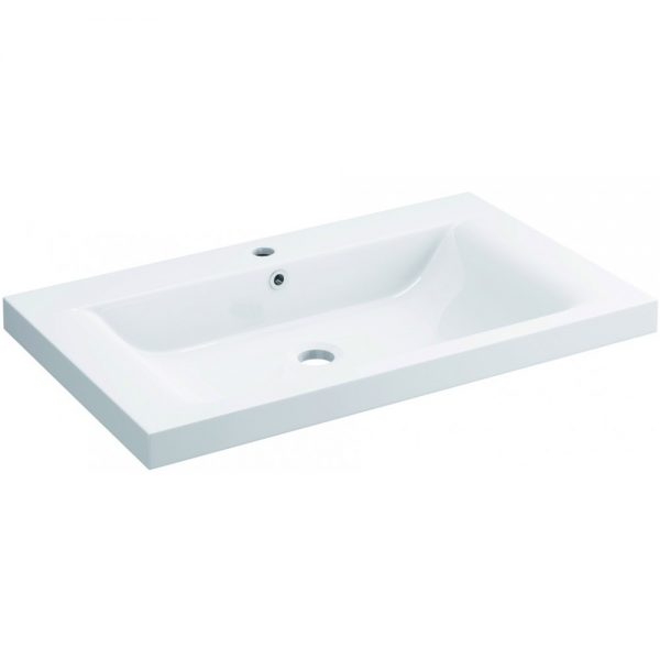 xcite basin with 1 tap hole