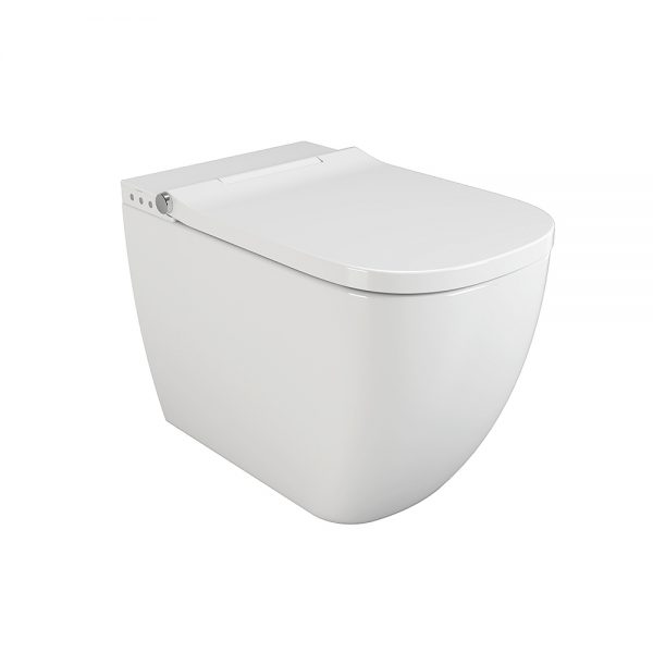 Back to wall Smart toilet