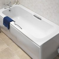 Ivo 3mm Side and End Bath Panels