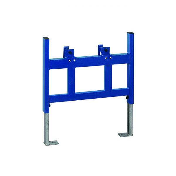 Wall hung bidet frame system Imex